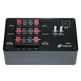 Niles Abs1 Black (Fg00271) Speaker Level A-B Switcher