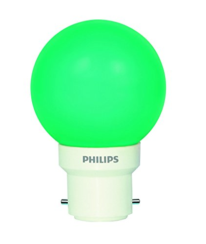 0.5 W Decomini B22 LED Bulb (Green)