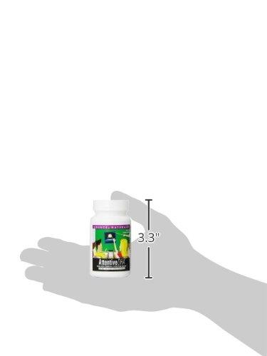 帮助儿童大脑视力发育/集中注意力,Source Naturals Attentive DHA软胶囊 60粒图片