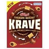 Kellogg's Chocolate Hazlenut Krave 375G