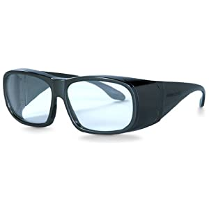 Radiation Protection Glasses - Fitover - Grey: Industrial Products