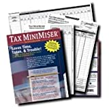 Tax MiniMiser: Easy Tax Record Keeping System