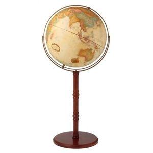 リプルーグル地球儀 ワールド・クラシック・シリーズ コモドール2型(英語版) 22839
