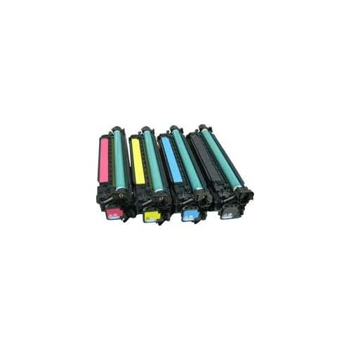 Genuine HP Toner Cartridge Set CE250A CE251A CE252A
