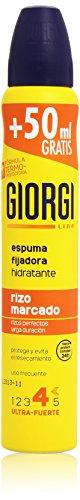 Giorgi Schiuma Ricci Perfetti - 200 ml