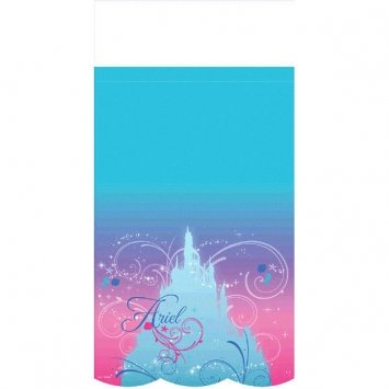 Disney's Ariel Plastic Tablecover - 1