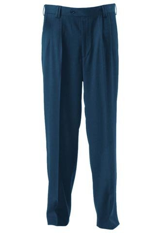 Stormchaser Navy Mens Uniform Trousers Gents Office Workwear Pants