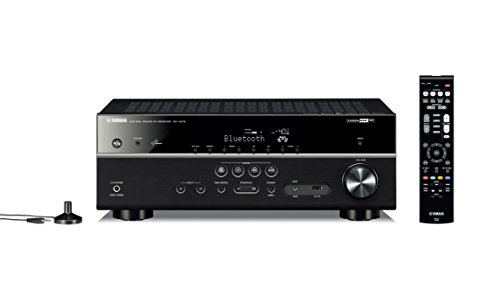 Why Choose Yamaha RX-V579BL 7.2-Channel Wi-Fi Network AV Receiver with Bluetooth