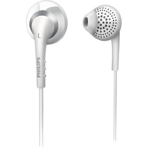 Philips She4507 In-Ear Headphones For Ipod Iphone Ipad - White