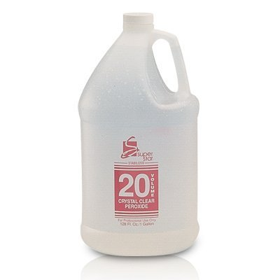 SUPER STAR Stabilized Crystal Clear Liquid Peroxide HC-50211 (Liquid Developer compare prices)