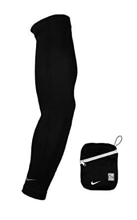 Nike Dri-Fit Solar Sleeves (L/XL) - Black