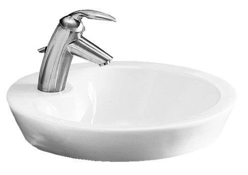 American Standard 0610.000.020 Boulevard Undercounter Bathroom Sink White