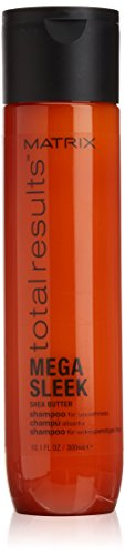 Matrix Shampoo, Total Results Sleek, 300 ml
