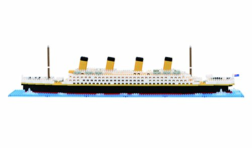 Nanoblock Titanic Kit