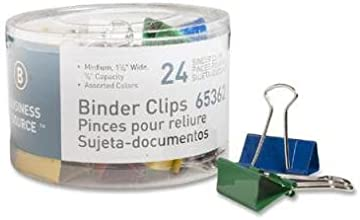 BSN65362 - Business Source Binder Clip