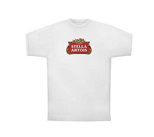 stella-artois-beer-mens-t-shirts-crew-neck-size-xl-white-colour-short-sleeve