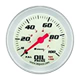 Equus 8264 Electric Oil Pressure Gauge