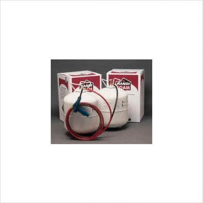 Products, Inc. 115.7 Pound 2 Canister Handi-Foam 2 Component 1.75 Density Foam Sealant Kit