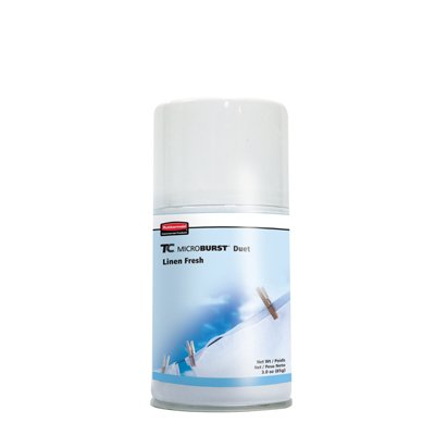Rubbermaid Commercial Fg4012441 Microburst 9000 Refill With Linen Fresh