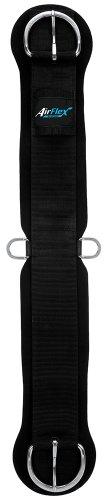 Weaver Leather AirFlex Straight Cinch, 32-Inch, Black