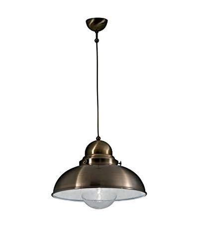 EVERGREEN LIGHTS Lámpara De Suspensión SAILOR SP1 D43 Dorado