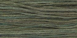 Weeks Dye Works Six Strand Embroidery Floss 5 Yards Seaweed ODF-2159; 5 Items/Order