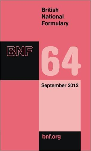 British National Formulary 64: September 2012 written by BMJ Group