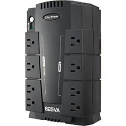 Cyberpower - 625va Battery Back-up System - Black