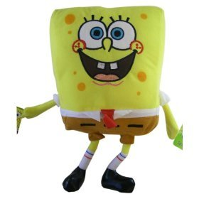 Nick Jr Spongebob Plush Doll -13in Spongebob Stuffed Animal