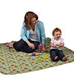 Play Day Portable Outdoor Blanket with Matching Tote