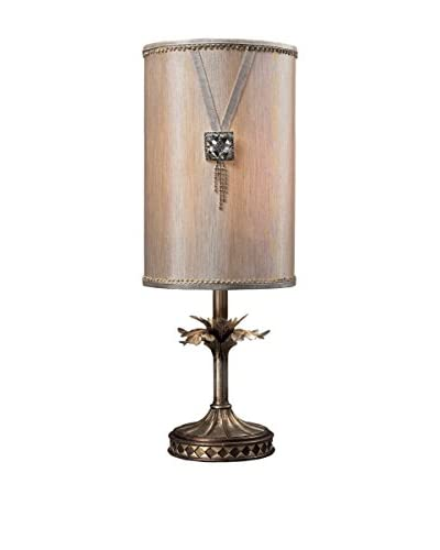 Artistic Lighting Tall Brooch Accent Lamp, Nova