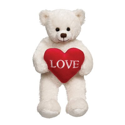 Lucy Love Heart Bear - 1