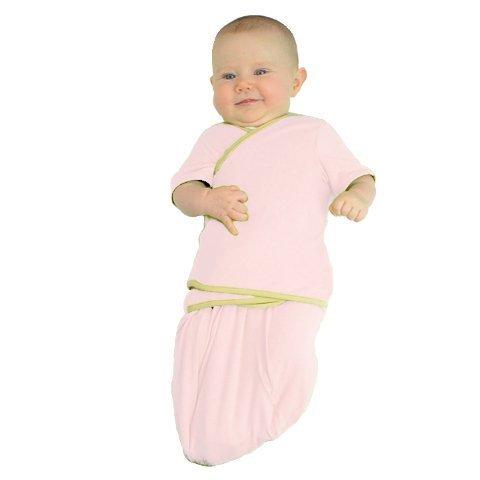 TrueWomb Weaning Swaddle - Pink (Small Newborn) 6.5 -13 LBS.)
