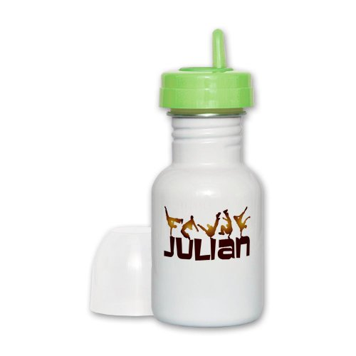 Cafepress Street Dancing - Personalized - Sippy Cup - Standard front-1032513