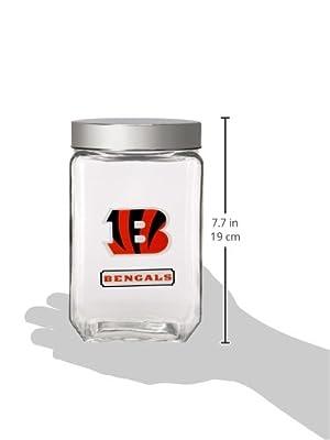 NFL Cincinnati Bengals Glass Canister