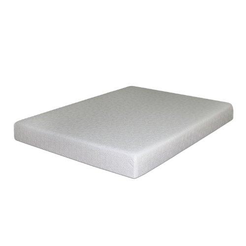 luxtouch 7 inch gel memory foam mattress bed - Memory Foam Mattress Bed Frame