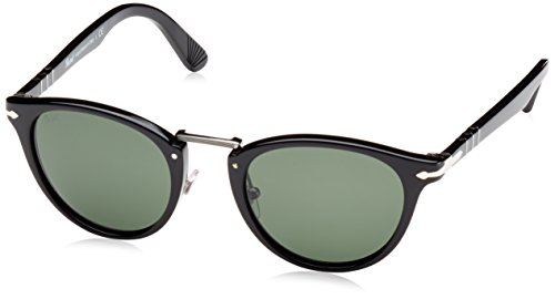 eb818d87fb Persol 95 31 Black Po 3108-s - Black gd FR Sunglasses - Import It All