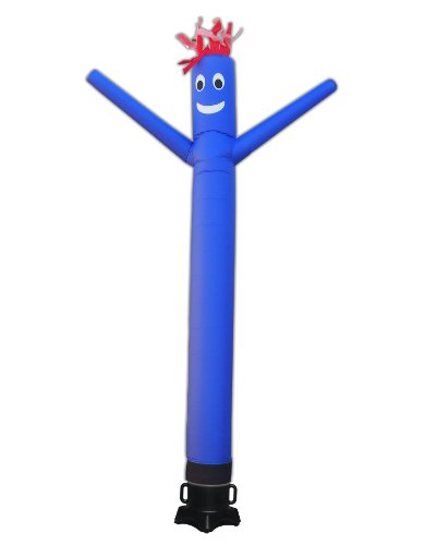 Torero Inflatables Tube Man Inflatable Air Dancer, Blue, 10-Feet
