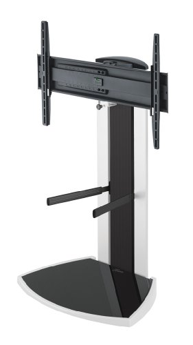 Vogel's 8000 Series EFF 8340 Motion Floor Stand for 32-50 inch Large LCD / Plasma TV - Black and White