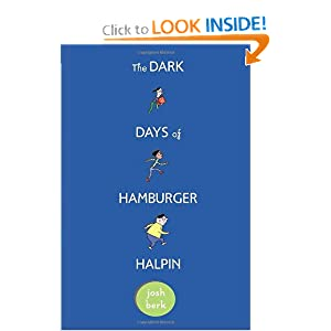 The Dark Days of Hamburger Halpin read online