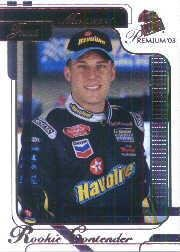 Buy 2003 Press Pass Premium #32 Jamie McMurray CRC by Press Pass