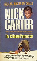 The Chinese Paymaster - a Killmaster Spy Thriller
