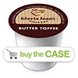 96 K CUPS GLORIA JEANS BUTTER TOFFEE BLEND COFFEE