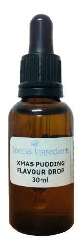 XMAS PUDDING FLAVOUR DROP PREMIUM QUALITY FOOD AND DRINK FLAVOURING 30ml