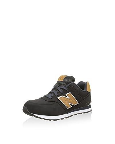 New Balance Sneaker NBKL574OSG [Nero]