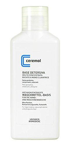 Unifarco Ceramol Base Detersiva Bucato A Mano E Lavatrice 500 ml