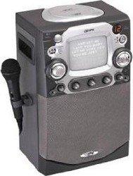 gpx karaoke machine cds