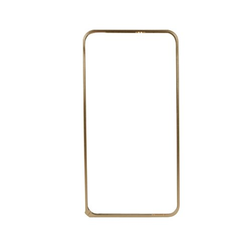 Garmor Aluminum Bumper Metal Case Cover for HTC Desire 816- Golden