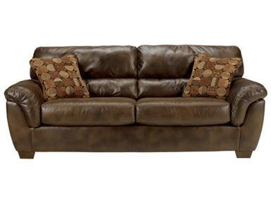 """Famous Collection"" -LightBrown Sofa by ""Famous Brand"" Furniture"
