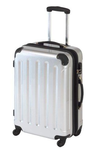 Trolley-Set - Kofferset 3-tlg Modell Silver